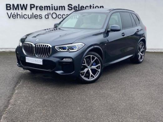 Occasion BMW X5 xDrive30dA 265ch M Sport 2019 Articgrau 83990 € à Metz