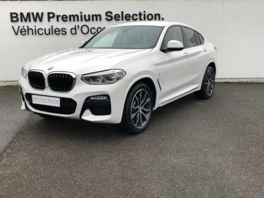 Occasion BMW X4 xDrive30d 265ch M Sport Euro6d-T 2020 Alpinweiss 71900 € à Metz