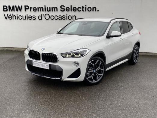 Occasion BMW X2 sDrive18iA 140ch M Sport X DKG7 Euro6d-T 2021 Alpinweiss 41500 € à Metz