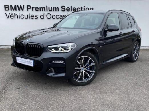 Occasion BMW X3 xDrive30dA 265ch M Sport Euro6d-T 2019 Sophistograu 55990 € à Metz