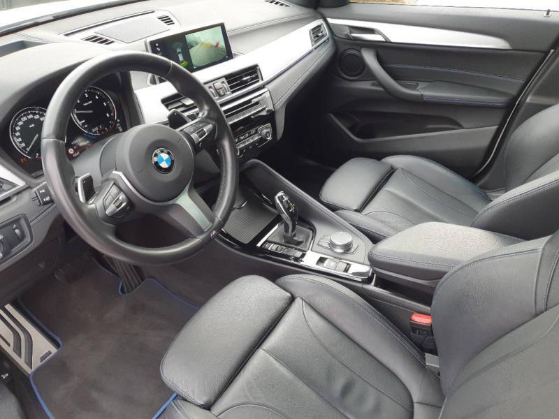 Occasion BMW X2 xDrive20dA 190ch M Sport 2018 Blanc 44990 € à Metz