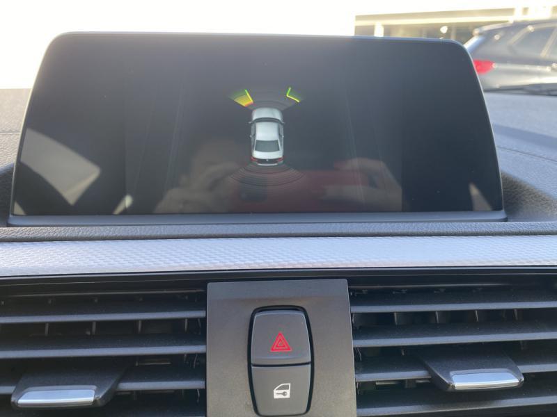 Occasion BMW Série 2 Coupé 220dA 190ch M Sport 2017 Mineralgrau 28490 € à Metz