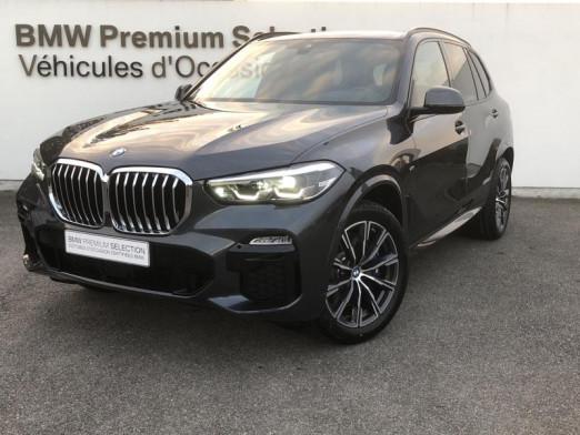 Occasion BMW X5 xDrive25dA 231ch M Sport 13cv 2020 Articgrau 83000 € à Metz