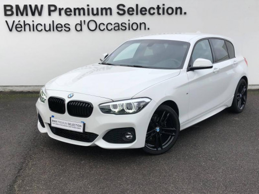 Occasion BMW Série 1 116i 109ch M Sport 5p Euro6d-T 2018 Alpinweiss uni 21990 € à Metz