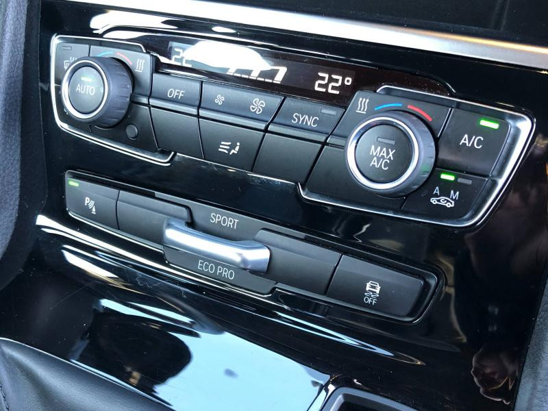 Occasion BMW Série 2 ActiveTourer 218d 150ch M Sport 2017 Alpinweiss 22590 € à Metz