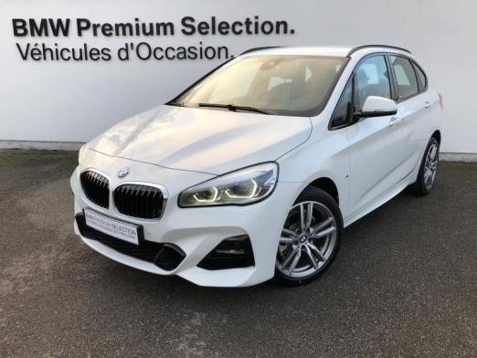 Occasion BMW Série 2 ActiveTourer 218dA 150ch M Sport 2020 Alpinweiss 36900 € à Metz