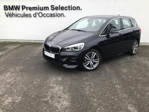 Occasion BMW Série 2 ActiveTourer 216i 109ch Sport 2020 Jucarobeige 28500 € à Metz