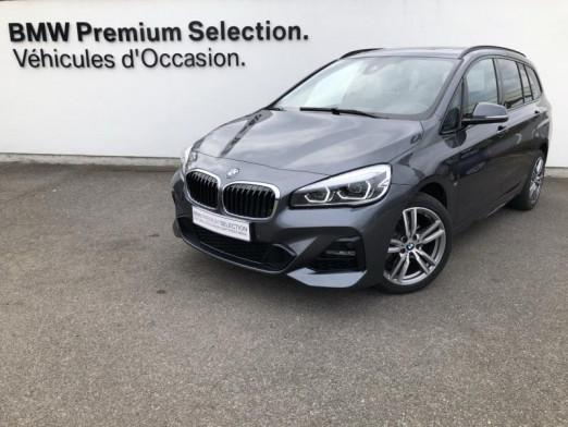 Occasion BMW Série 2 Gran Tourer 216d 116ch M Sport 2019 Mineralgrau 28900 € à Metz