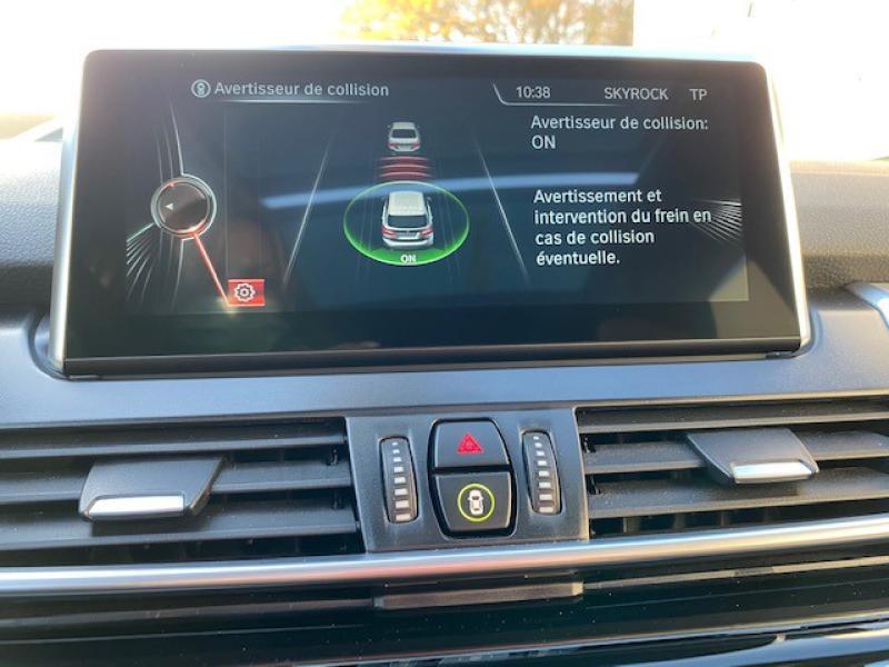 Occasion BMW Série 2 ActiveTourer 218dA 150ch Luxury 2017 Saphirschwarz 23990 € à Metz