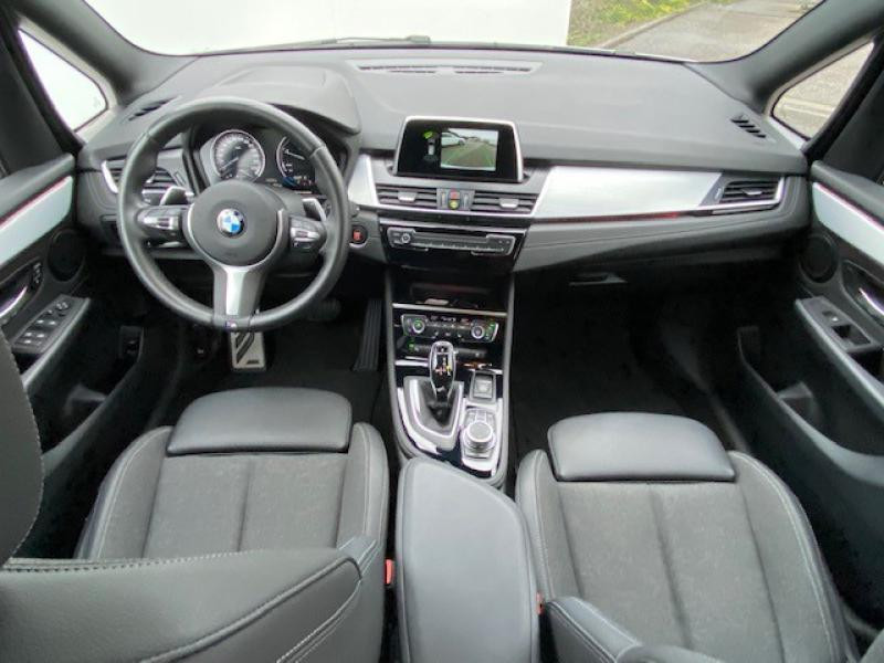 Occasion BMW Série 2 Gran Tourer 218dA 150ch M Sport 2019 Glaciersilber 30790 € à Metz