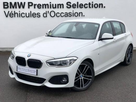 Occasion BMW Série 1 118dA 150ch M Sport 5p 2018 Blanc 24990 € à Metz