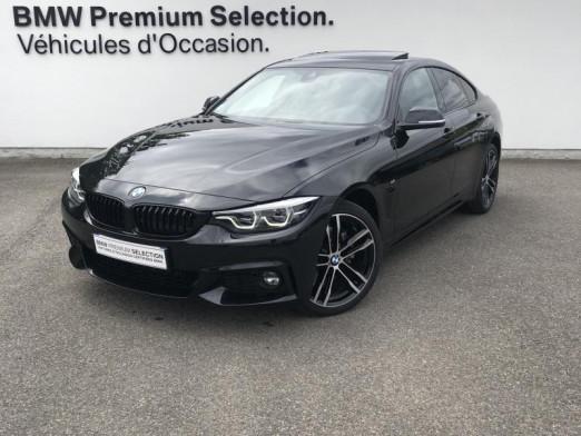 Occasion BMW Série 4 Gran Coupé 430iA xDrive 252ch M Sport Euro6d-T 2020 Alpinweiss 66400 € à Metz