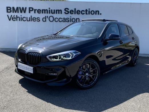 Occasion BMW Série 1 118dA 150ch M Sport 8cv 2021 Saphirschwarz 44500 € à Metz