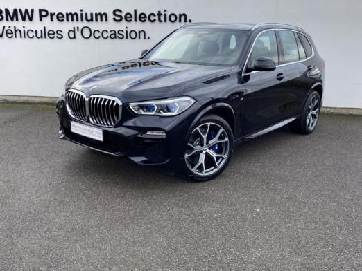 Occasion BMW X5 xDrive40iA 340ch M Sport 2020 Carbonschwarz 97000 € à Metz