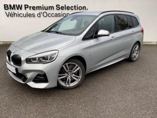 Occasion BMW Série 2 Gran Tourer 218dA 150ch M Sport 2019 Glaciersilber 29990 € à Metz