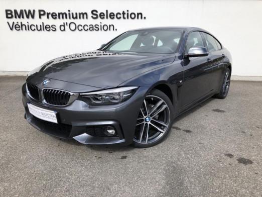 Occasion BMW Série 4 Gran Coupé 418dA 150ch M Sport Euro6d-T 2020 Mineralgrau 49700 € à Metz