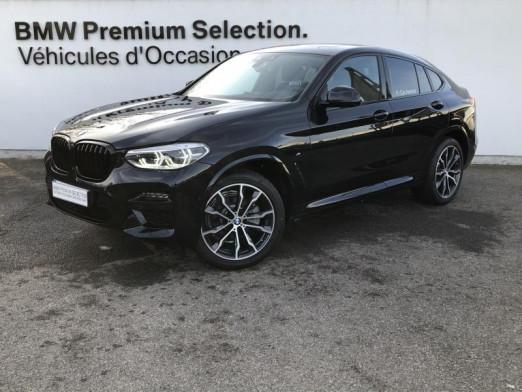Occasion BMW X4 xDrive20d 190ch M Sport Euro6d-T 2020 Carbonscwharz 67800 € à Metz