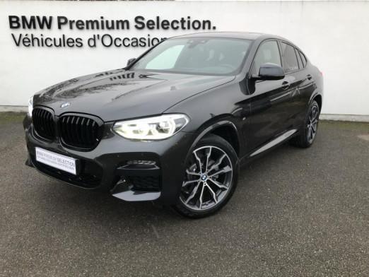 Occasion BMW X4 xDrive20d 190ch M Sport Euro6d-T 2020 Sophistograu 67890 € à Metz
