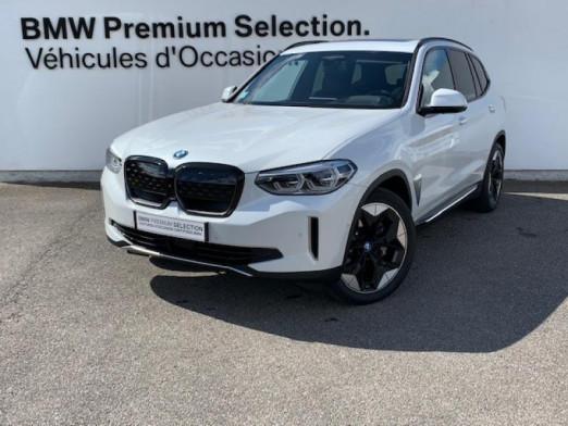 Occasion BMW iX3 286ch Impressive 2021 Mineralweiss 69800 € à Metz