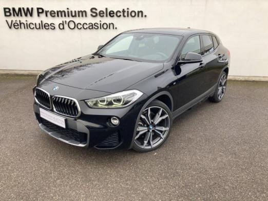 Occasion BMW X2 xDrive20dA 190ch M Sport X Euro6d-T 2018 Saphirschwarz 42790 € à Metz