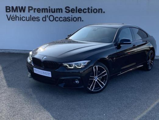 Occasion BMW Série 4 Gran Coupé 430iA xDrive 252ch M Sport 2021 Saphirschwarz 67600 € à Metz