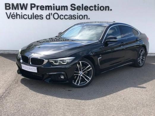 Occasion BMW Série 4 Gran Coupé 430dA 258ch M Sport 2017 Saphirschwarz 40790 € à Metz