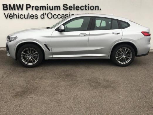 Occasion BMW X4 xDrive20d 190ch M Sport Euro6d-T 131g 2020 Glaciersilber 56490 € à Metz