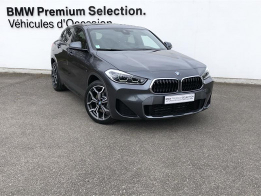 Occasion BMW X2 xDrive25eA 220ch M Sport X Euro6d-T 2021 Mineralgrau 55800 € à Metz