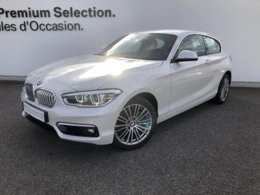 Occasion BMW Série 1 118dA 150ch UrbanChic 3p Euro6c 2020 Mineralweiss 33400 € à Metz