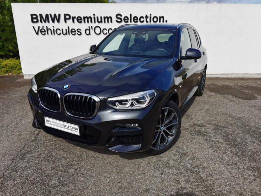 Occasion BMW X3 xDrive20dA 190ch  M Sport 2020 Sophistograu 51990 € à Metz