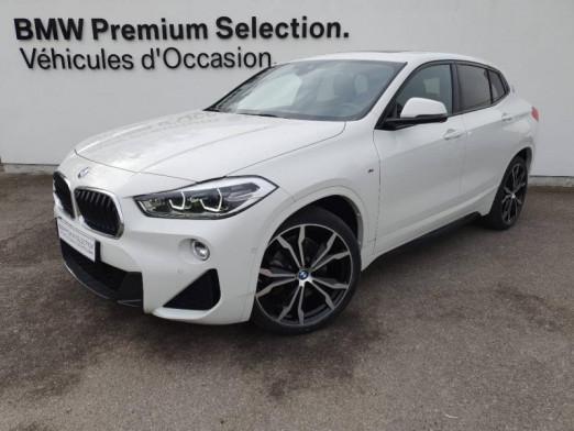 Occasion BMW X2 xDrive20dA 190ch M Sport 2018 Blanc 41990 € à Metz