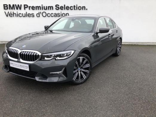 Occasion BMW Série 3 318iA 156ch Luxury 8cv 2020 Dravitgrau 47500 € à Metz