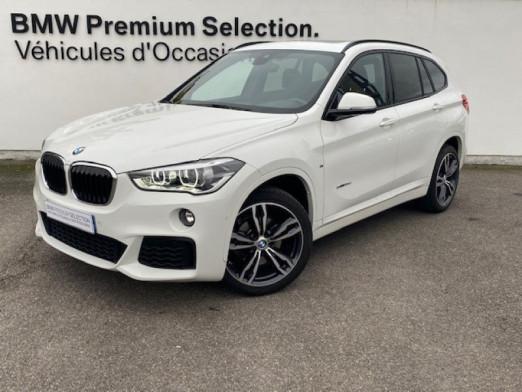 Used BMW X1 sDrive18dA 150ch M Sport 2017 Blanc € 28,790 in Metz