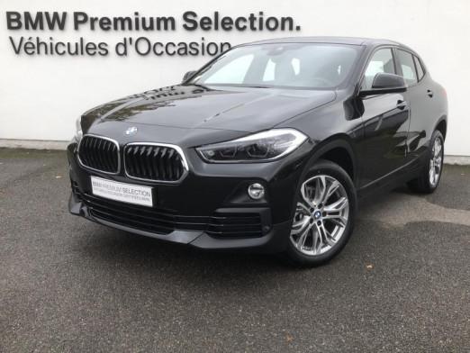 Occasion BMW X2 sDrive16dA 116ch Lounge Euro6d-T 2020 Saphirschwarz 38900 € à Metz