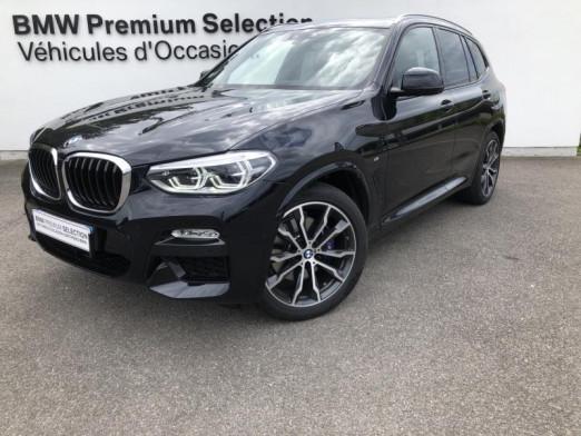 Occasion BMW X3 xDrive30dA 265ch M Sport Euro6d-T 2020 Carbonschwarz 70000 € à Metz