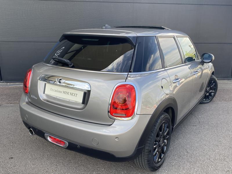Occasion MINI Mini 5 Portes One 102ch Blackfriars 115g 2018 Melting Silver 20790 € à Metz