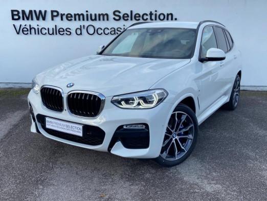 Occasion BMW X3 xDrive30dA 265ch M Sport Euro6d-T 2020 Alpinweiss 68900 € à Metz