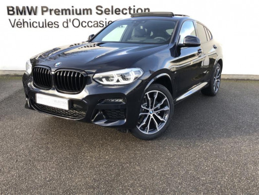 Used BMW X4 xDrive20d 190ch M Sport Euro6d-T 8cv 2020 Carbonscwharz € 67,500 in Metz