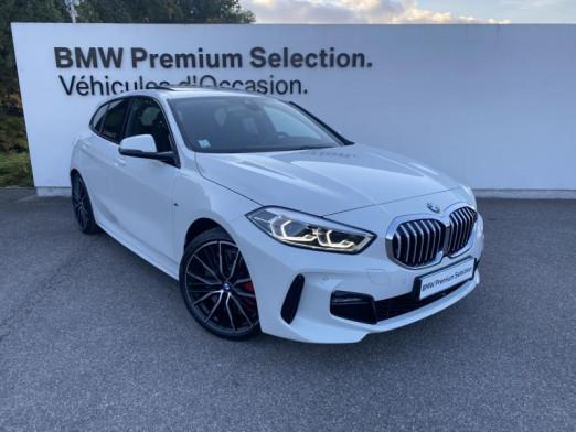 Occasion BMW Série 1 120dA xDrive 190ch M Sport BVA 2021 Blanc 48900 € à Metz
