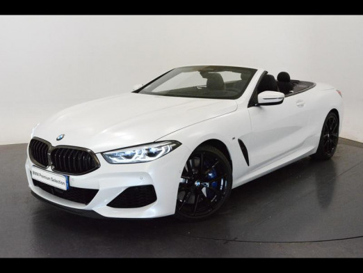 Used BMW Série 8 Cabriolet M850iA xDrive 530ch 2019 Mineralweiss € 99,950 in Forbach