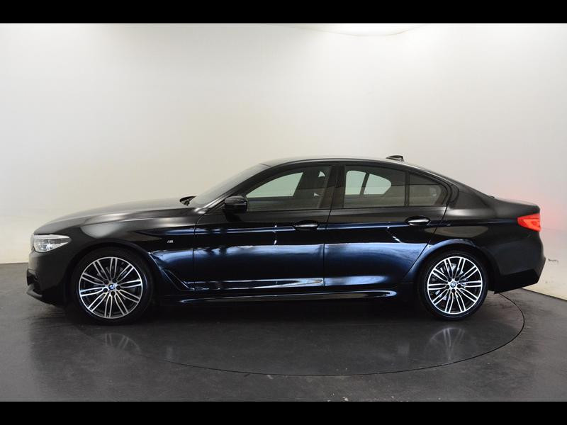 Occasion BMW Série 5 520dA 190ch M Sport Steptronic 2017 Carbonschwarz 30990 € à Forbach