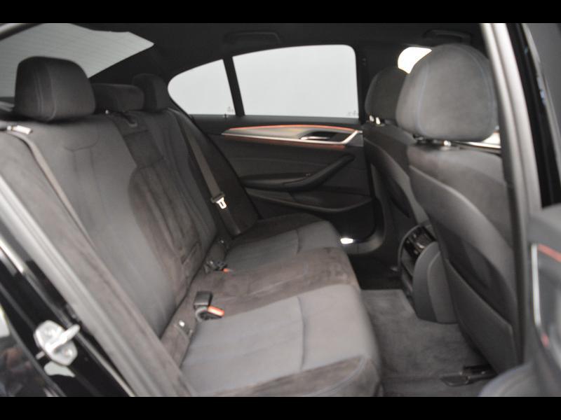 Occasion BMW Série 5 530dA xDrive 265ch M Sport Steptronic 2017 Saphirschwarz 36950 € à Forbach