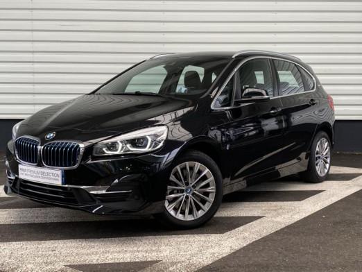Occasion BMW Série 2 ActiveTourer 225xeA 224ch Luxury 2019 Saphirschwarz 31950 € à Forbach