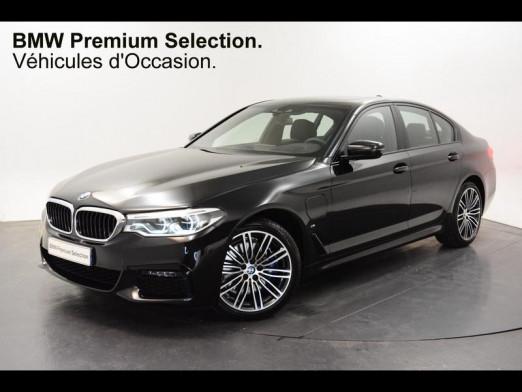 Occasion BMW Série 5 530eA 252ch M Sport Steptronic Euro6d-T 36g 2019 Saphirschwarz 54950 € à Forbach