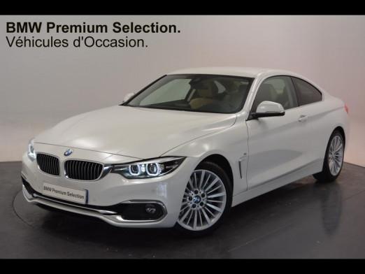 Used BMW Série 4 Coupé 430iA 252ch Luxury Euro6d-T 2018 Noir € 33,950 in Forbach