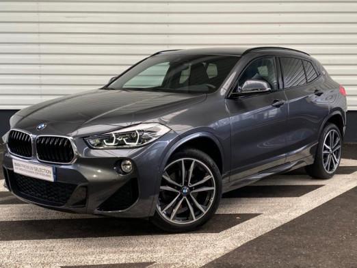 Occasion BMW X2 sDrive18dA 150ch M Sport Euro6d-T 118g 2019 Mineralgrau 39990 € à Forbach