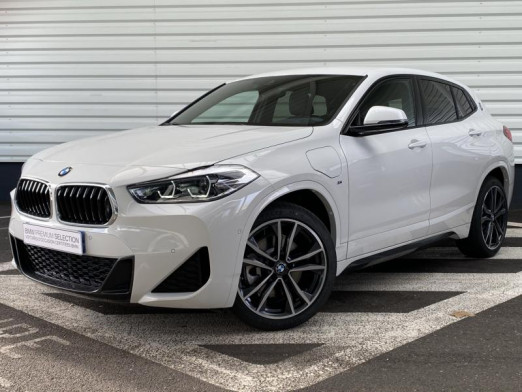 Occasion BMW X2 xDrive25eA 220ch M Sport Euro6d-T 2020 Alpinweiss 48950 € à Forbach