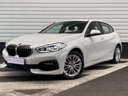 Occasion BMW Série 1 118iA 140ch DKG7 112g 2019 Alpinweiss 26990 € à Forbach