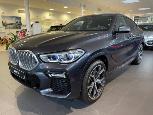 Occasion BMW X6 xDrive 30dA 265ch M Sport 2020 Articgrau 97990 € à Forbach