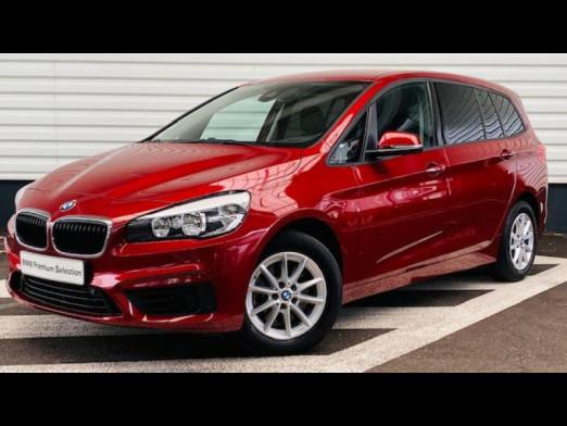 Occasion BMW Série 2 Gran Tourer 218iA 136ch Première 2015 Flamencorot 15990 € à Forbach
